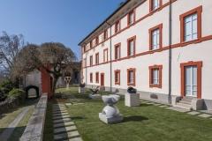 Museo Casorella, Giardino Max Bill