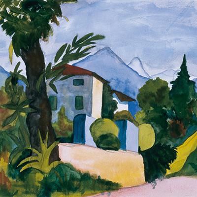 Occhi sul Ticino. Il paesaggio visto da artisti confederati e stranieri del secolo scorso